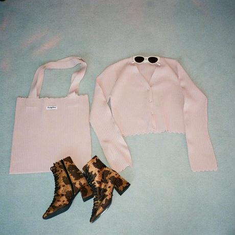 Cardigan (Pink)