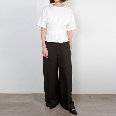 【CNLZ】Victorian Detail Tee/シーエヌエルゼット ヴィクトリアン ディテール Tシャツ