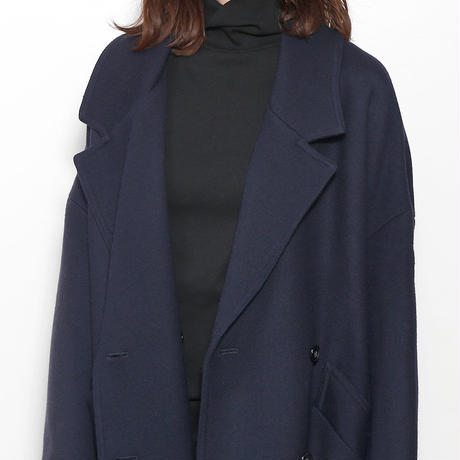 【CNLZ】 Military Coat/シーエヌエルゼット ミリタリーコート