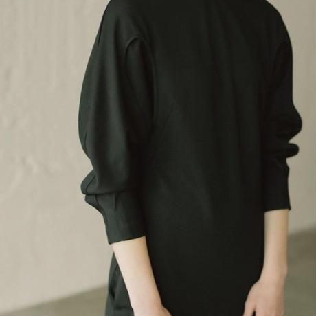 【CNLZ】Round Crater Dress/シーエヌエルゼット ラウンドクレータードレス ワンピース