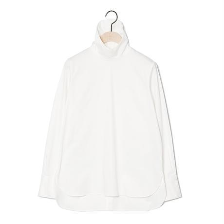 【CNLZ】High Neck Shirt Ⅱ/ シーエヌエルゼット ハイネックシャツ  Ⅱ
