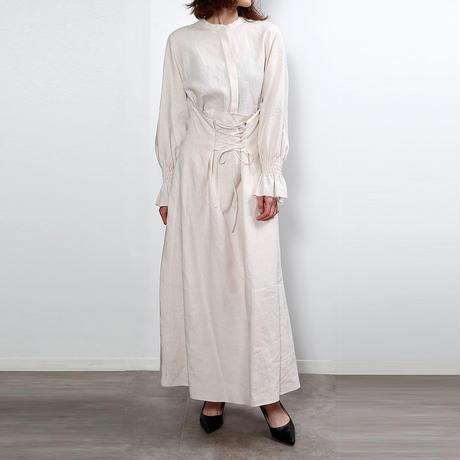 【CNLZ】Waist Up Dress  Ⅱ/シーエヌエルゼット ウエストアップ ドレス