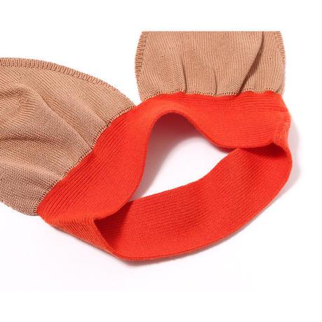 【babaco】wholegarment triangle bra-to/ババコ トライアングルブラトップ