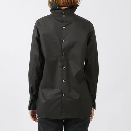 【Mai Kurosaka×CNLZ】黒坂麻衣コラボ  角の生えた少年 High Neck Shirt