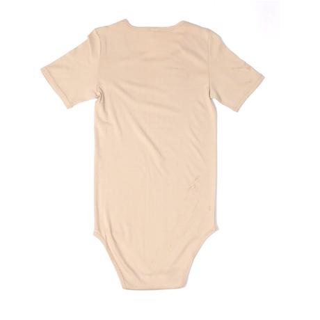 【babaco】SUVIN COTTON T-SHIRT BODY/ババコ コットン Tシャツ ボディスーツ
