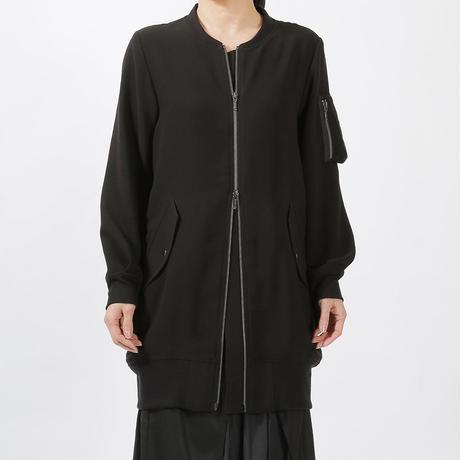 【CNLZ】MA-Blouzon OP/シーエヌエルゼット エムエーブルゾン ミニワンピース