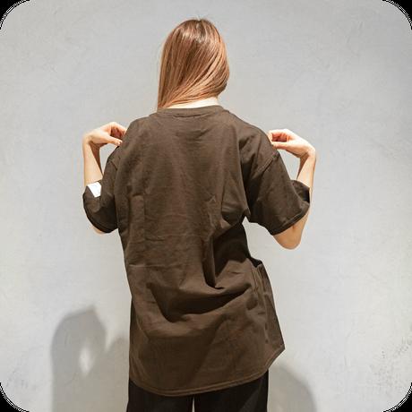 一点限定 ゆるTシャツ  ⌇L 𓃠 Choco