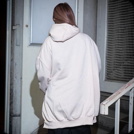 一点限定 ゆる制作パーカー ⌇ XL  𓃠 Beige