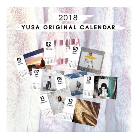 PhotoBook カレンダー2018
