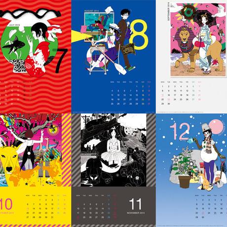 ★中村佑介カレンダー2014★