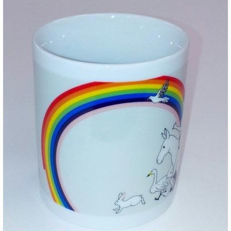 マグカップ 虹