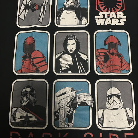 STAR WARS   First order   Tシャツ