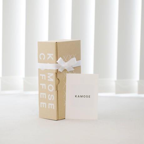 〔小ボックス〕珈琲豆100g×3種詰め合わせ