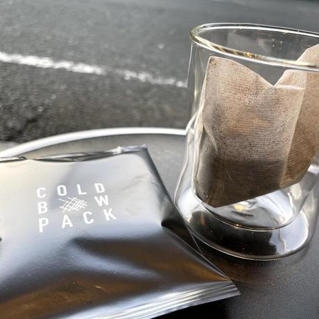 カモセの水出しアイスコーヒー用パック
