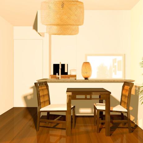 お部屋床色、高品質3Dパースで再現いたします!