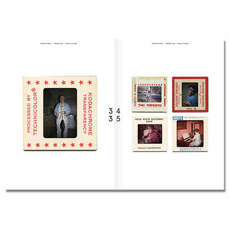 Printed Pages SPRING 2013