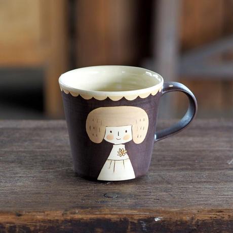 増永 典子 女の子マグカップ 03