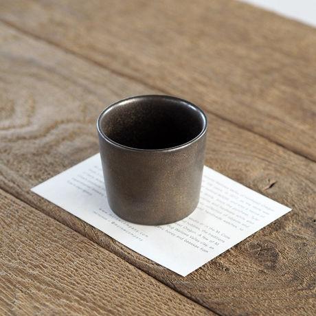 堀江陶器 金彩 カップ