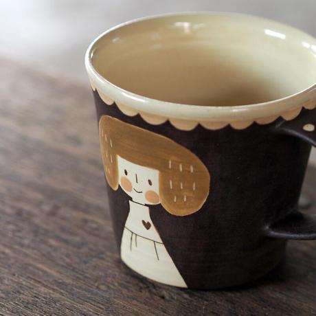 増永 典子 女の子マグカップ 02