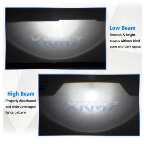天使の目 ヘッドライトレンズ led H4 H7 hid プロジェクター バイキセノン 2.0 レンズ drl 車 アクセサリー チューニング