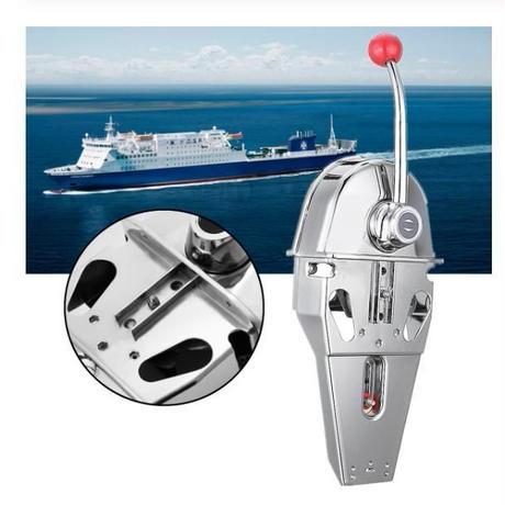 ボート用 アクションエンジン コントロール シングル レバー ユニバーサル 汎用 制御 マリン