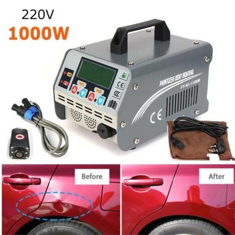 車無塗装デント修理リムーバーpdr誘導ヒーターホットボックス 最新版 220ボルト 1100ワット
