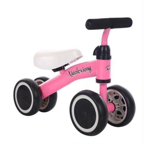 三輪車 バランスバイク 4色 子供 乗り物 玩具 10~24ヶ月 スクーター ベビー おもちゃ ギフト 誕生日プレゼント