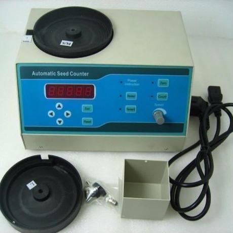 自動種子計数機 シードカウンター さまざまな形の種子が適用可能