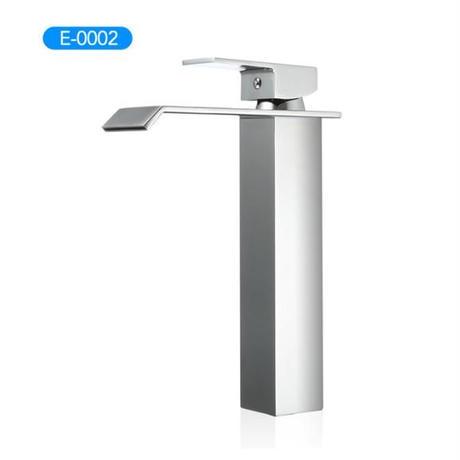 蛇口 洗面 浴室 混合水栓 3デザイン 高級感 エレガント おしゃれ デザイン 蛇口 真鍮 高グレード シングルハンドル 交換
