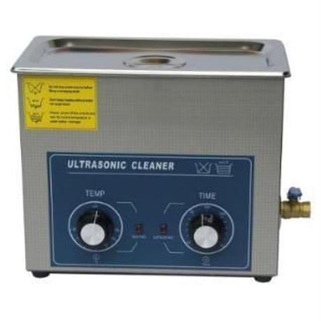 超音波洗浄機 洗浄器 6リットル 6L レコード洗浄 ヒーター 国内対応(110v)