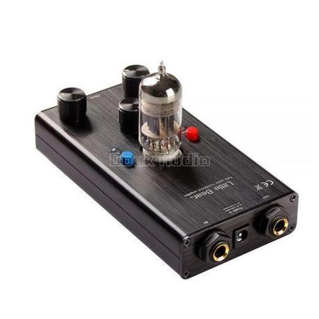 【送料無料】リトルベア G4 ギターエフェクトペダル ベース 12AU7 真空管アンプ ミニヘッドフォン アンプ Nobsound