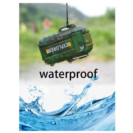 充電式 防水 USB プラズマライター 5色 ダブルアーク シガーライター キャンプ アウトドア