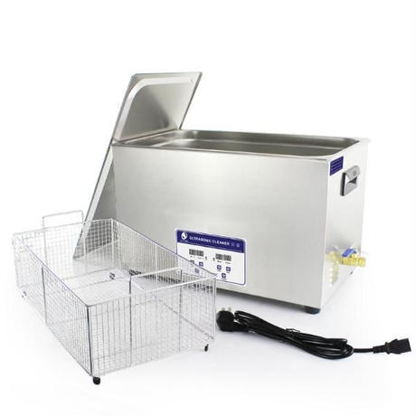 超音波洗浄機 業務用 30リットル ヒーター 超音波洗浄器30L