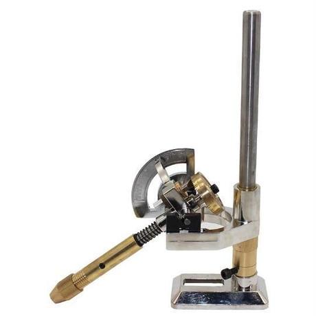 宝石研磨機 研削 フラットミル研磨 96度 72度 64度 32度から選択可能