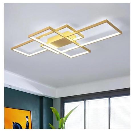 LED 天井照明 調光可能 90×50×8㎝ 4色 ホワイト コーヒー ブラック ゴールド おしゃれ シーリングライト  照明器具 キッチン ダイニング リビング