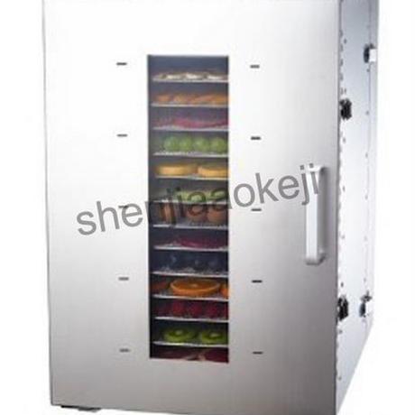 16層 食品乾燥機 ステンレス鋼 ST-02 乾燥フルーツマシン フルーツ 脱水 乾燥機