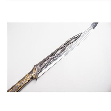 エルフキングソード ホビット 映画 小道具 ステンレス鋼素材 長さ102センチ コスプレ 仮装 ハロウィン