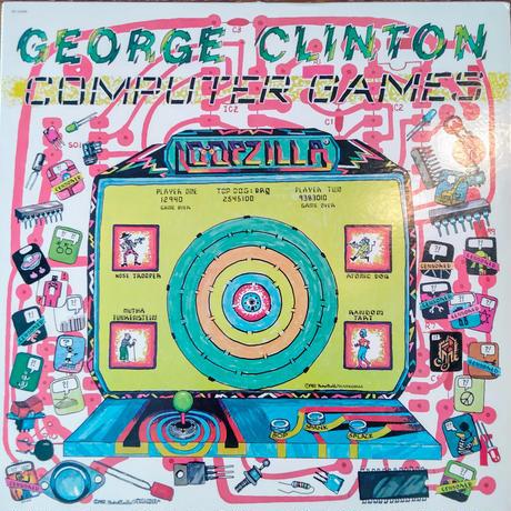 George Clinton / Computer Games
