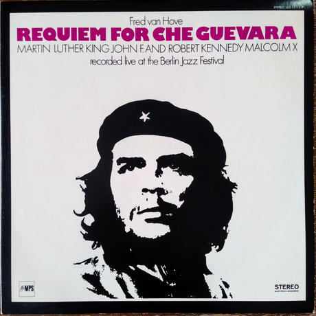 Fred Van Hove / Wolfgang Dauner /  Requiem For Che Guevara / Psalmus Spei for Choir and Jazz Group
