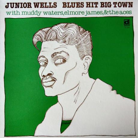 Junior Wells / Blues Hit Big Town