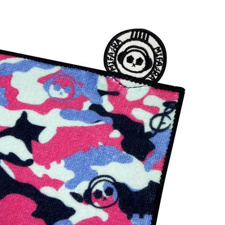 【MIFARA】ハンドタオル/Camuflage_PK