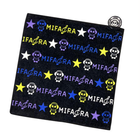 【MIFARA】ハンドタオル/Border