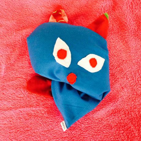 麦ほっとにゃんこ:ブルー1