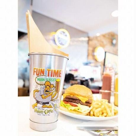 Rat Fink x MOON Cafe Sticker ステッカー