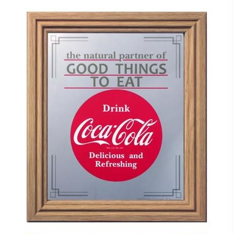 COKE パブミラー(Good Things)
