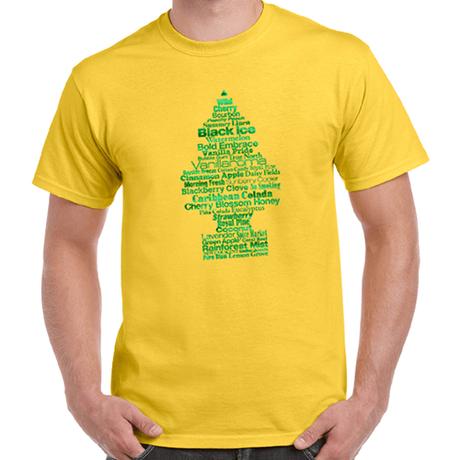"""リトル・ツリー """" Fragrance Tree """" Tシャツ (デイジー)"""