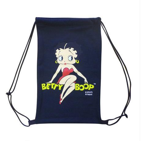 【特価品】BETTY BOOP スウィート ナップサック