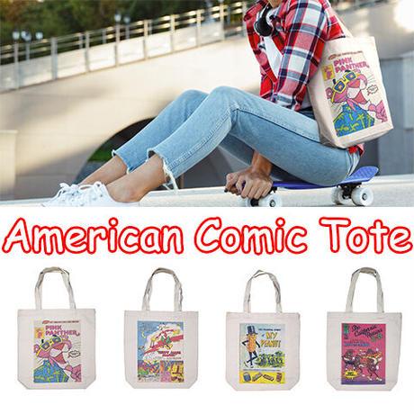 アメリカン コミックトートバック