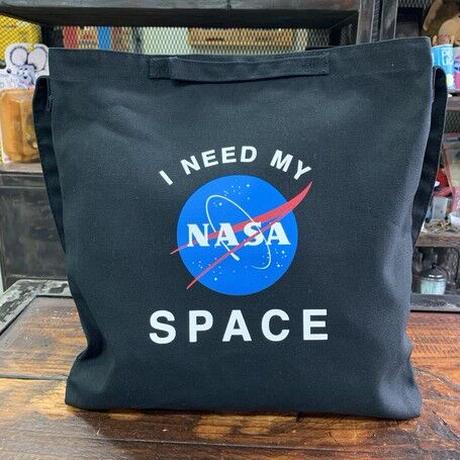 【特価品】NASA公認2ウェイショルダーバッグ(ブラック)/インサイニア(ミートボール)