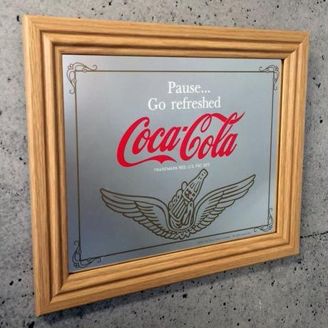 COKE パブミラー(Wing)